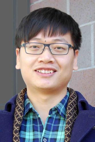 Porträt Zhang, Q.